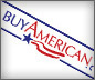 "Buy American The ""Made in USA"" insignia has always represented quality and craftsmanship to consumers. It is BuyAmerican.com's mission to develop the most recognized and influential internet site, providing information to consumers, organizations and businesses who ar"