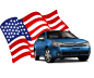Buy an American Car (2011-2012) Alphabetical list of cars showing percent made in America Ordered by percent made in America High percentage American cars